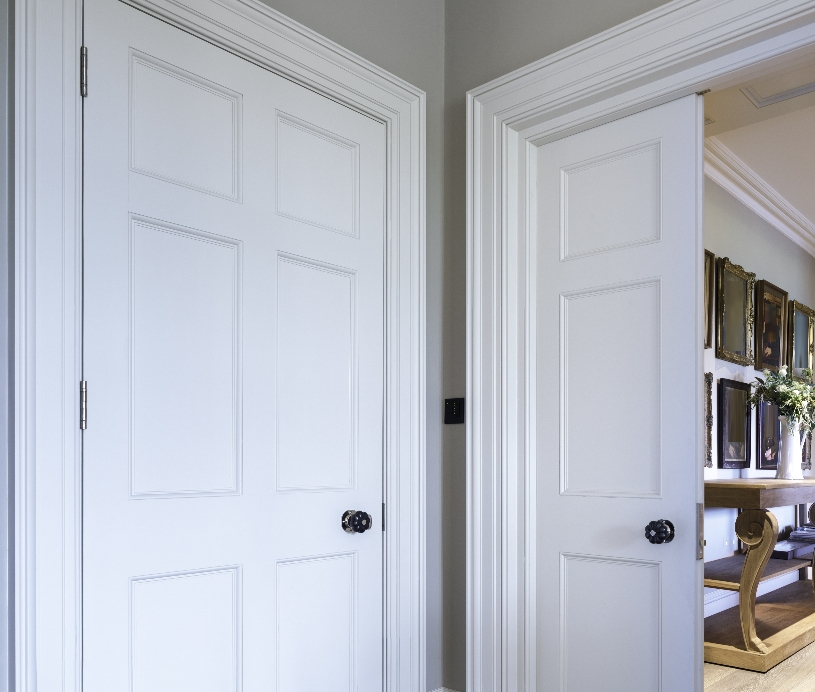 Style And Character Of Georgian Architectural Joinery And Period
