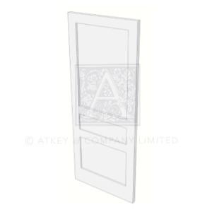 CDR0421 Rutland Contemporary door