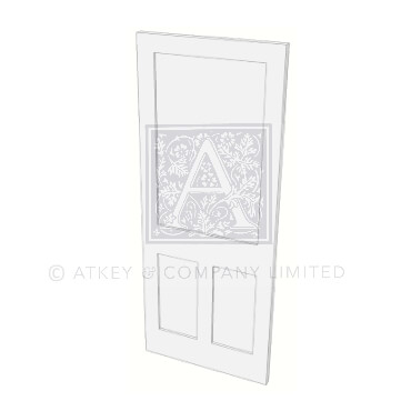 Contemporary Door Design CDR0424 Draycott