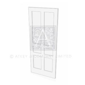Contemporary Door CDR0430 Pelham