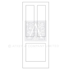 CDR0425 Contemporary door Elystan 2d
