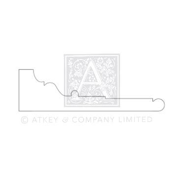 Atkey Soane Collection Architrave GARS412