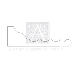 Atkey and Co   Soane Collection Architrave   RARS323