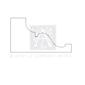 Atkey and Co | Soane Collection Architrave detail | RARS413